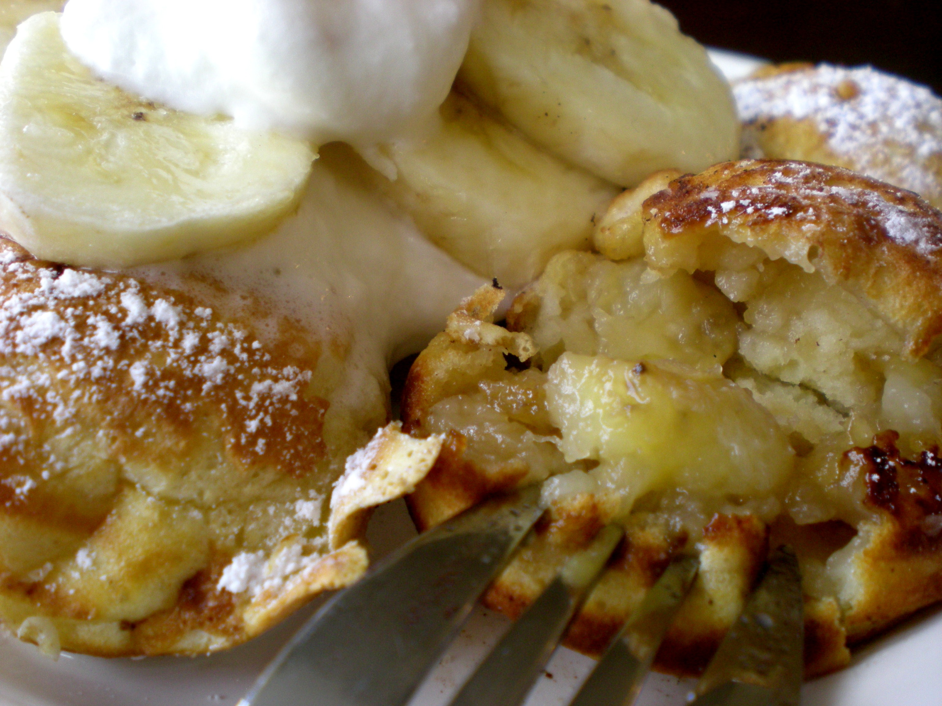 This Pancake Won't Fall Flat | The Spinning Plate