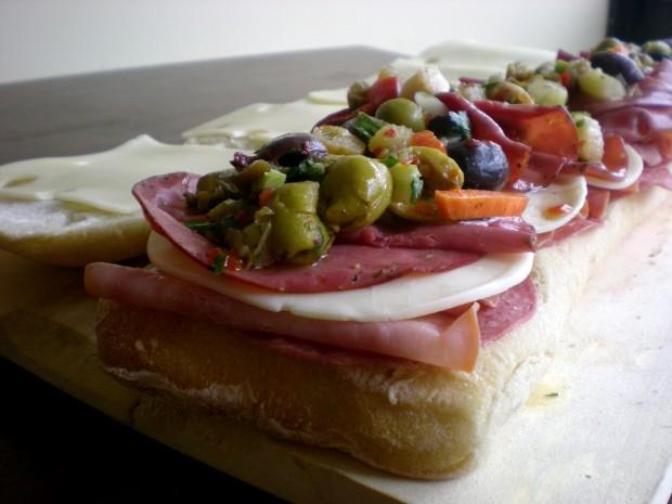 italian-american sandwich